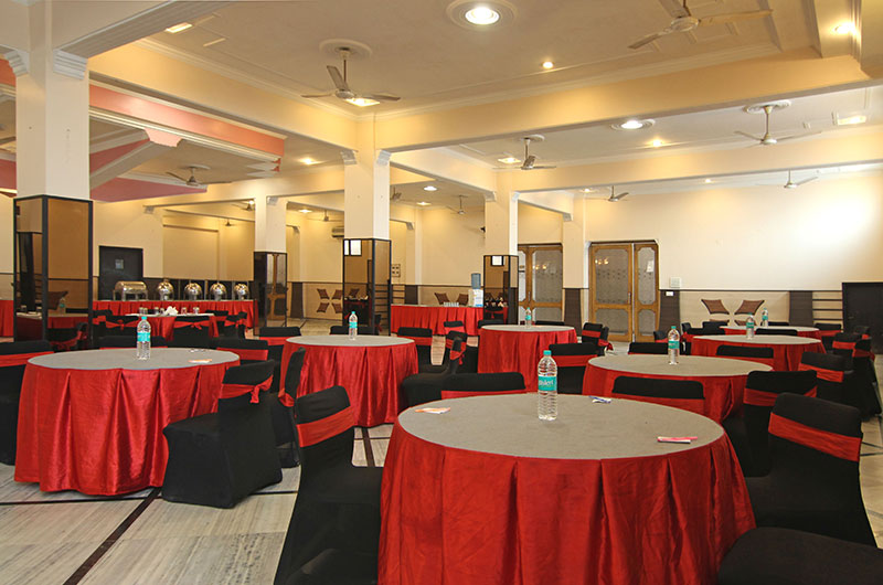 Meetings Rooms at Le Grand Hotel Haridwar