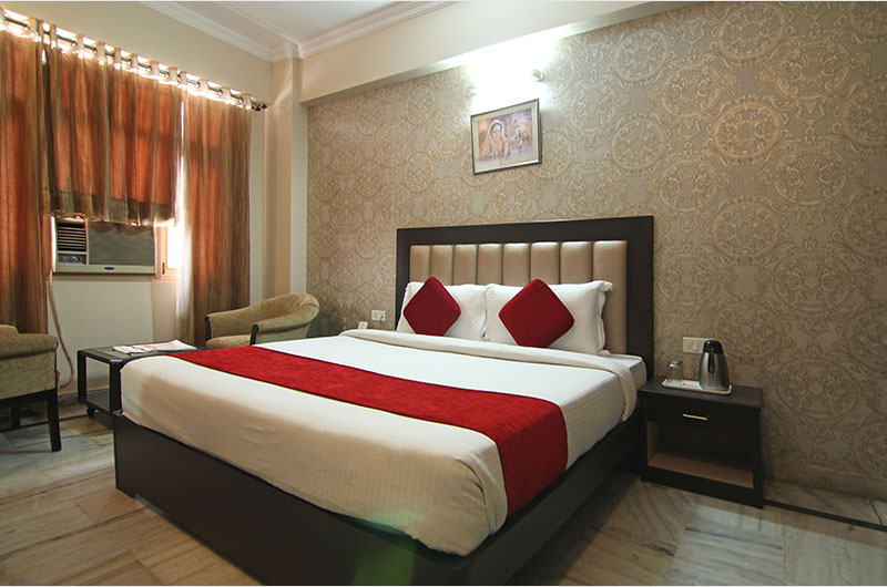 Le Grand Hotel Haridwar - Deluxe Rooms View 2
