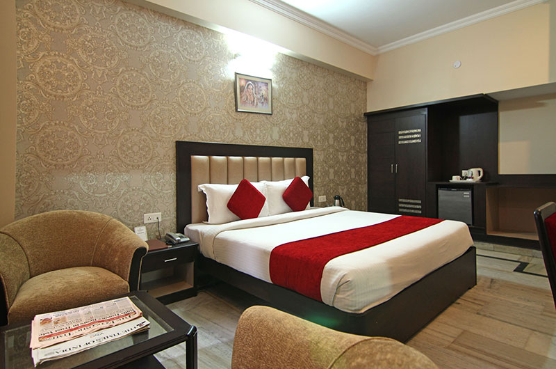 Le Grand Hotel Haridwar - Deluxe Rooms View 3
