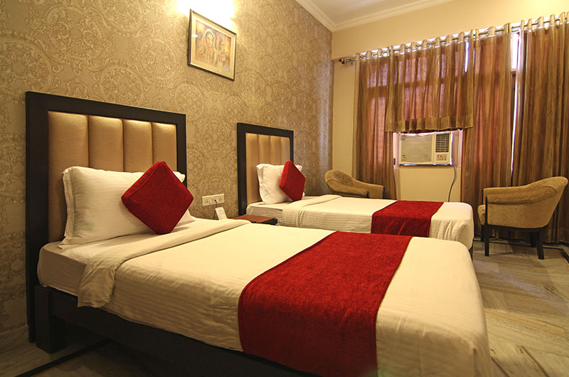 Le Grand Hotel Haridwar - Deluxe Rooms View 5