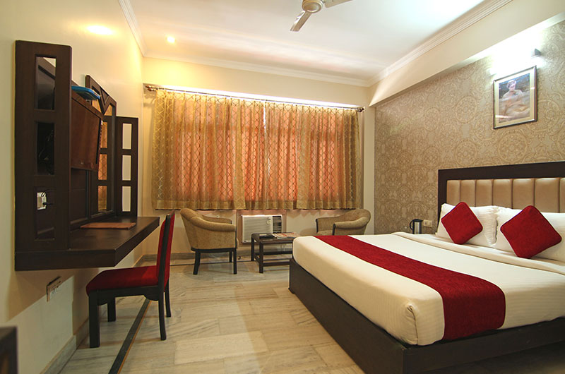 Executive Room at Le Grand Hotel Haridwar