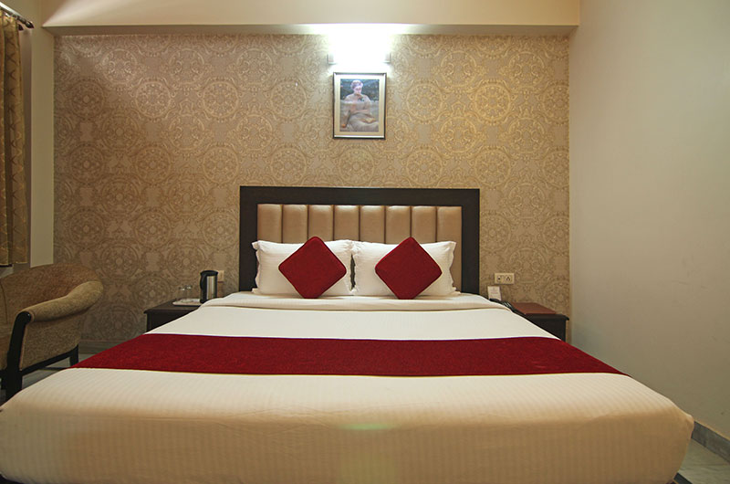 Le Grand Hotel Haridwar - Executive Room View 2