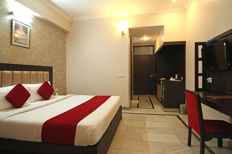 Le Grand Hotel Haridwar - Executive Room View 3