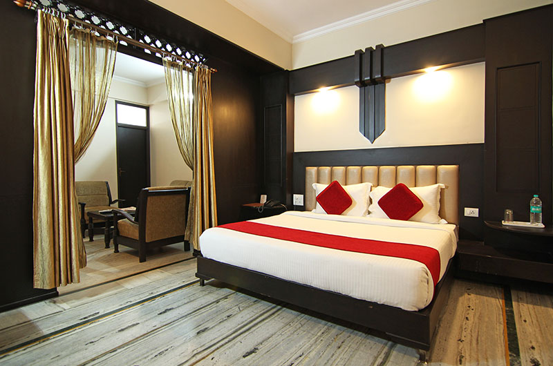 Executive Suite Room at Le Grand Hotel Haridwar